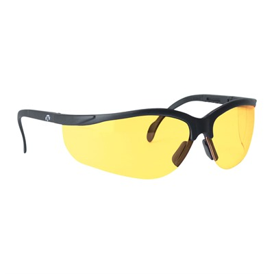 Walkers Game Ear Sport Shooting Glasses - Sport Shooting Glasses-Amber