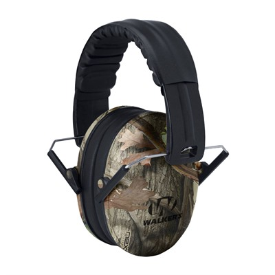 Walkers Game Ear Baby & Kid's Folding Earmuffs - Baby & Kid's Earmuffs-Camo