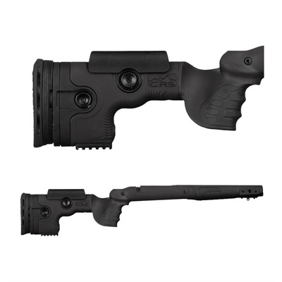 Grs Riflestocks Howa 1500 Sa Warg Stocks - Howa 1500 Sa Warg Stock Black
