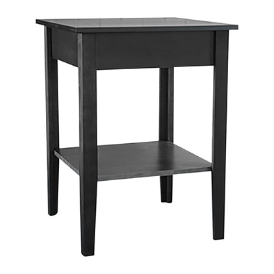 Tactical Walls Concealment Night Stand - Concealment Night Stand Black
