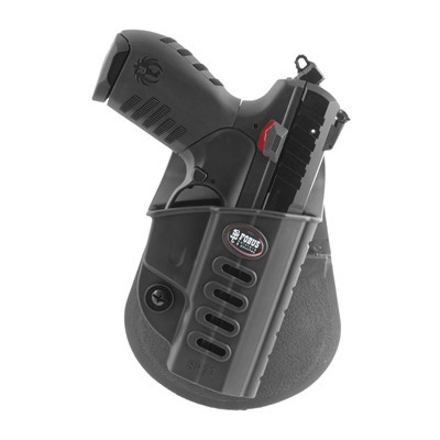 Fobus Holster Evolution Holster Right Hand Paddle - Ruger Sr22 Evolution Paddle Holster Black