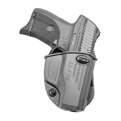 Fobus Holster Evolution Holster Right Hand Paddle - Ruger Ec9s, Ruger Lc380, Ruger Lc9, Ruger Lc9s
