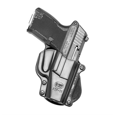 Fobus Holster Standard Holster Paddle Right Hand - Kel-Tec P-11 .40, Ruger Lc9 Standard Paddle Holster Black