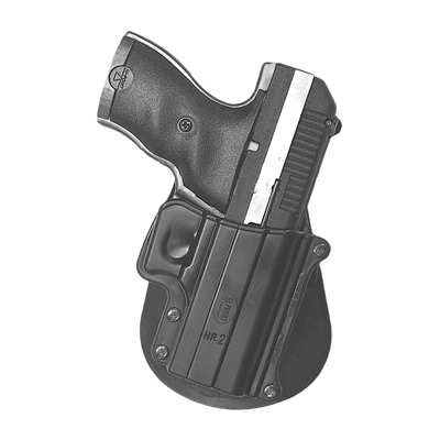 Fobus Holster Standard Holster Paddle Right Hand - Bersa Bpcc & Hi-Point .380 Standard Paddle Holster Black