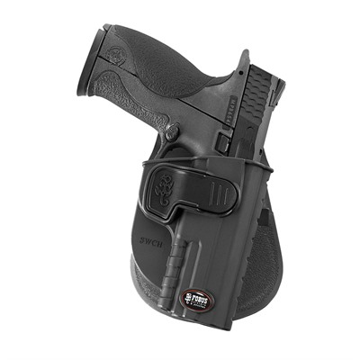 Fobus Holster Ch Series Holster Paddle Right Hand - S&W M&P .45 Ch Series Paddle Holster Black