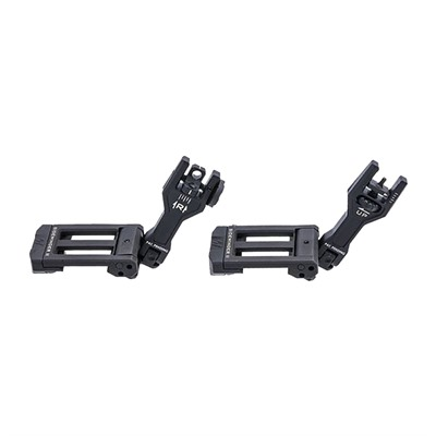 Strike Industries Sidewinder Buis Version Ii Sight Set - Sidewinder Buis Version Ii Black