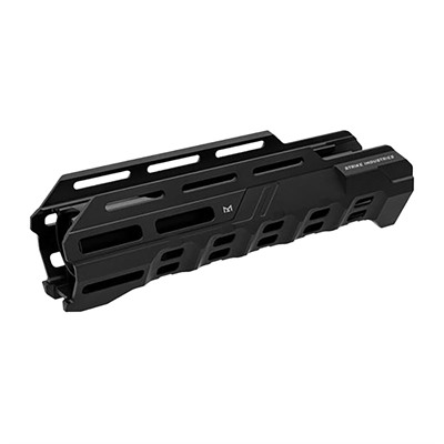 Strike Industries Mossberg 500 Valor Of Action Voa Handguard - Mossberg 500 Valor Of Action Voa Handguard Black