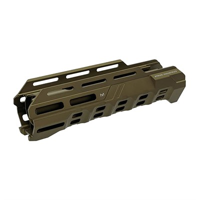 Strike Industries Remington 870 Valor Of Action Voa Handguard - Remington 870 Valor Of Action Voa Handguard Fde