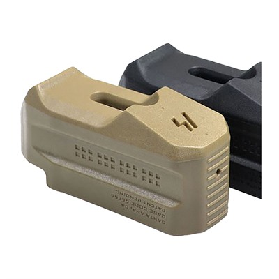 Strike Industries Enhanced Magazine Plate For Pmag-Gen 3- E.M.P+5 - Enhanced Magazine Plate For Gen 3 Pmag +5 Fde