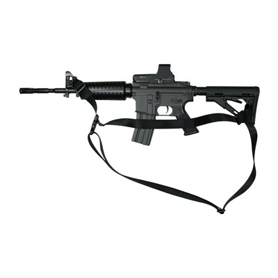 Specter Gear M4a1 Tactical Slings For Magpul Collapsible Stock - M4a1 Cqb 3 Pt Tactical Sling For Magpul Stock Black