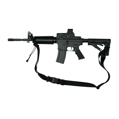 Specter Gear M4a1 Tactical Slings For Magpul Collapsible Stock - M4a1 Raider 2 Pt Tactical Sling For Magpul Stock Black