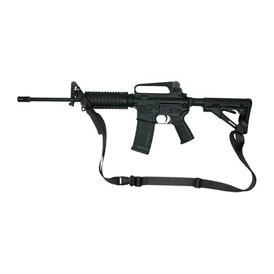 Specter Gear M4a1 Tactical Slings For Magpul Collapsible Stock - M4a1 Raptor 2 Pt Tactical Sling For Magpul Stock Black
