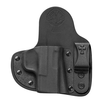 Crossbreed Holsters Appendix Carry Holsters - Smith & Wesson Bg380 W/Laser Appendix Carry Holster Rh Blk