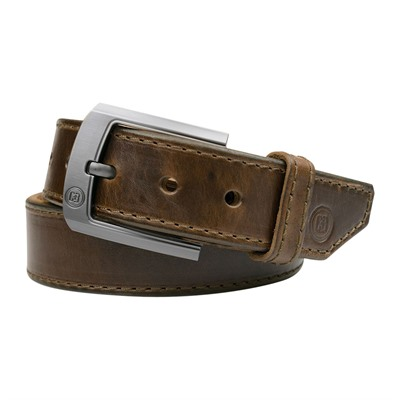 Crossbreed Holsters Men's Executive Belts - 38   Executive Belt Brown 1 1/4   W/ Matte Buckle