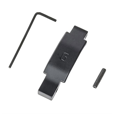 Geissele Automatics Ar-15 Super Duty Trigger Guards - Ar-15 Super Duty Trigger Guard Black