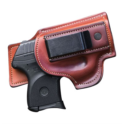 Edgewood Shooting Bags 1 Clip Inside The Waistband Holsters - 1 Clip Iwb Ruger Lcp .380 Acp Right Hand
