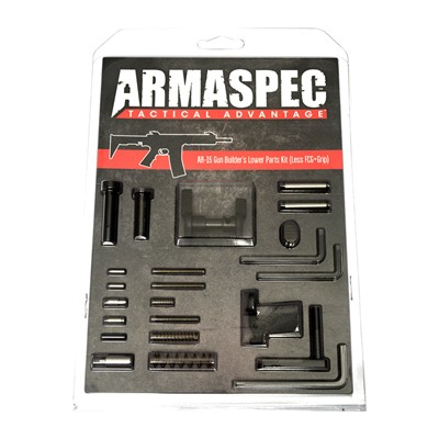 Armaspec Ar-15 Lower Parts Kits Stainless .223/5.56