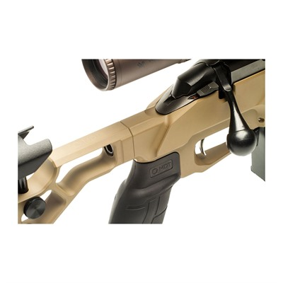 Modular Driven Technologies Ess Chassis Systems - Remington 700 La Ess Chassis System Fde Rh