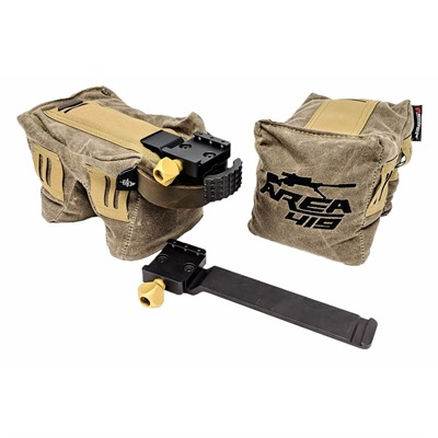Area 419 The Railchanger Kit - Railchanger With Standard Fill (5 Lbs.) Bag Combo