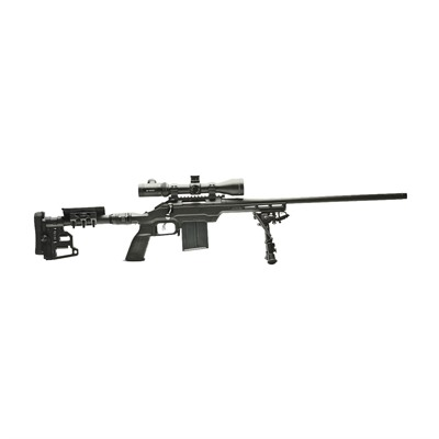 Modular Driven Technologies Lss Chassis Systems - Howa 1500 Sa Lss Chassis System Black