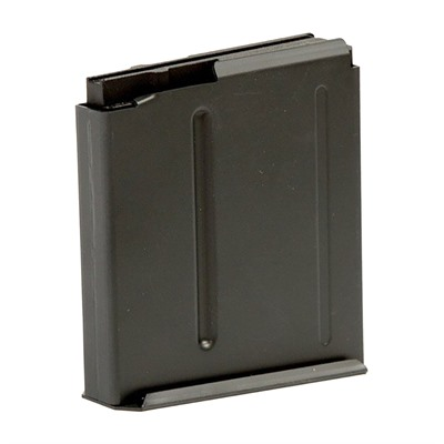 Modular Driven Technologies Large Caliber Long Action Magazines - .30-06 Long Action Magazine 5-Rd Steel