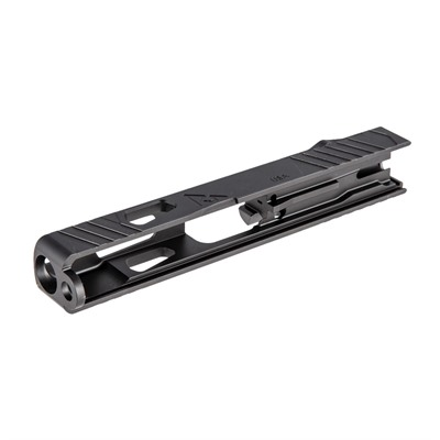 Rival Arms A1 Rmr Slide For Glock 19 - A1 Rmr Cut Slide For Glock 19 Gen4 Black