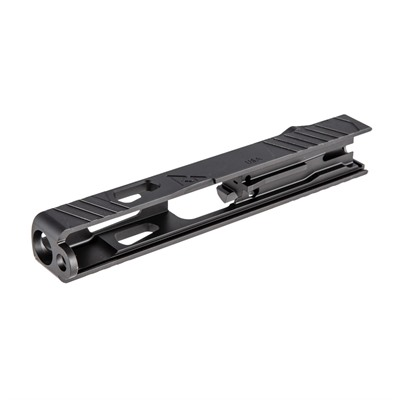Rival Arms A1 Doc Slide For Glock 19 - A1 Doc Cut Slide For Glock 19 Gen3 Black
