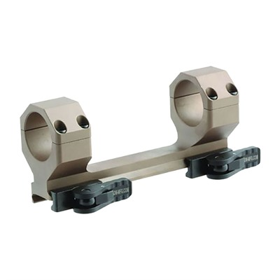 American Defense Manufacturing Delta Cantilever Scope Mount - 30mm 0 Moa 2   Cantilever Mount, Flat Dark Earth