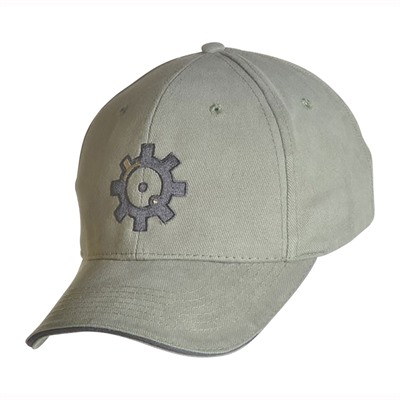 Ar15.Com Headware - Bolt Face Logo Stretch Fit Hat Od Green M/L