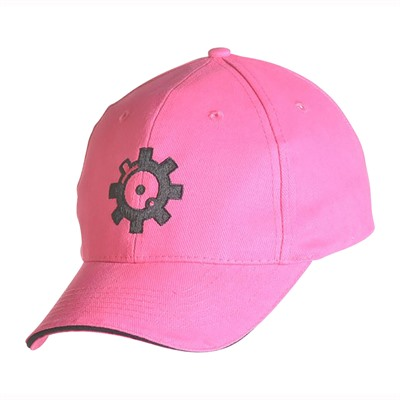 Ar15.Com Headware - Bolt Face Logo Hat Velcro Closure Pink
