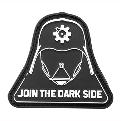Ar15.Com Patches - Join The Dark Side Pvc Patch