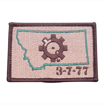 Ar15.Com Patches - Montana Velcro Patch