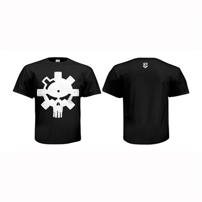Ar15.Com Punisher Bolt Face T-Shirts - Bfl Punisher T-Shirt Black Large