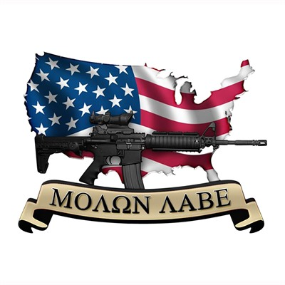 Ar15.Com Stickers - Pokerchip Usa Sticker