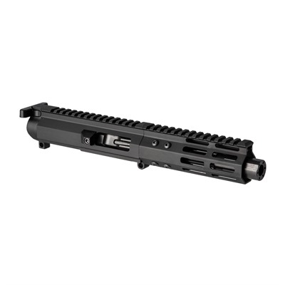 Foxtrot Mike Products Ar-15 9mm Upper Receivers M-Lok Assembled - Ar-15 Fm-9 5