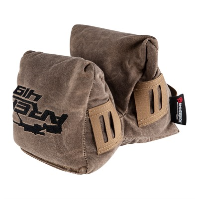 Area 419 Railchanger Pint Sized Game Changer - Waxed Canvas Railchanger Bag, Light Fill