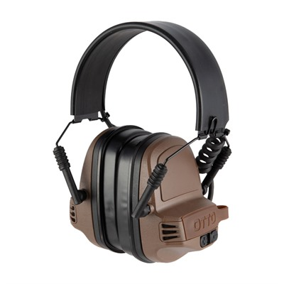Otto Engineering Noisebarrier Range Ear Muffs - Noizebarrier Range Sa Ear Muffs Fde