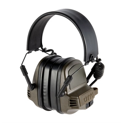 Otto Engineering Noisebarrier Range Ear Muffs - Noizebarrier Range Sa Ear Muffs Od Green