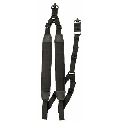 Grovtec Us Molle Backpack Sling - Molle Backpack Sling Black