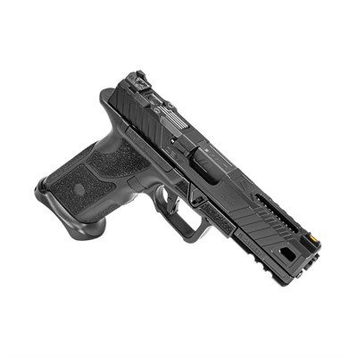 Zev Technologies Oz9 9mm Black - Oz-9 9mm Black 4.5