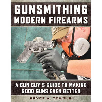 Skyhorse Publishing Gunsmithing Modern Firearms