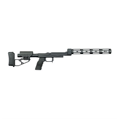 Xlr Industries Remington 700 Evolution Chassis Package - Evolution Chassis W/Tr2 Buttstock&Ergo Tactical Deluxe Grp