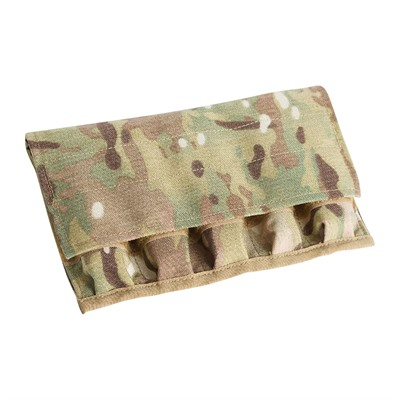 Armageddon Gear 5 Cell Pistol Mag Pocket - 5 Cell Pistol Mag Pocket Multicam