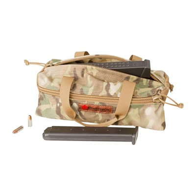Armageddon Gear Top-Zip Utility Pouch - Top-Zip Utility Pouch Multicam