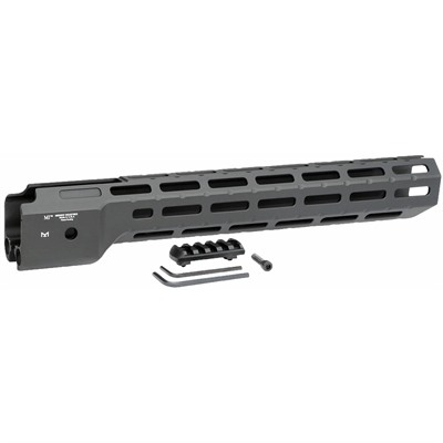 Midwest Industries Ruger Pc9 Combat Rail M-Lok Black - Ruger Pc9 Combat Rail M-Lok Black 14