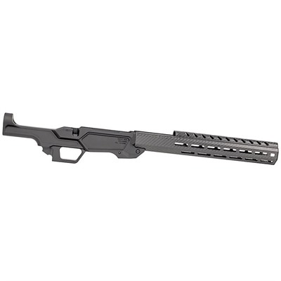 Sharps Bros Howa 15000 Heatseeker Chassis Mini Action - Heatseeker Chassis 14in Carbon Fiber Handguard Black