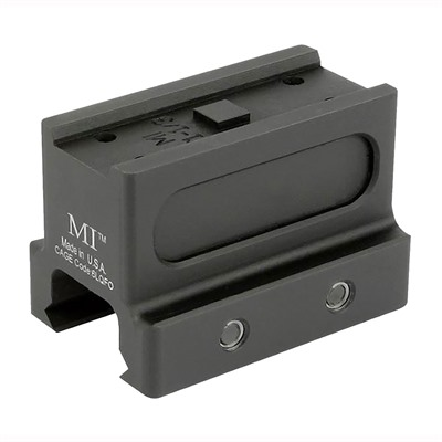 Midwest Industries T1/T2 Fixed Red Dot Optic Mounts - T1/T2 Red Dot Optic Mount   Lower 1/3