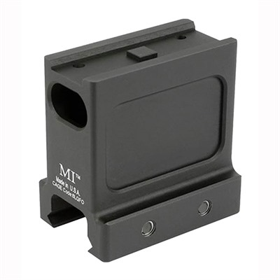 Midwest Industries T1/T2 Fixed Red Dot Optic Mounts - T1/T2 Red Dot Optic Mount   Nv Height