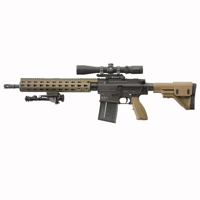 Heckler & Koch Mr762a1 Lr Package 308 Winchester - Mr762 308 Long Range Package