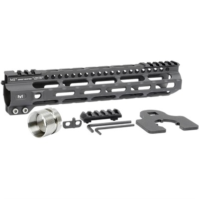 Midwest Industries Ar-15 Ultralight Handguards M-Lok - 10.5   Ultralight Handguard W/ Titanium Hardware M-Lok